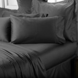 Classic Luxe Certified Organic Double Sheet Set - Storm
