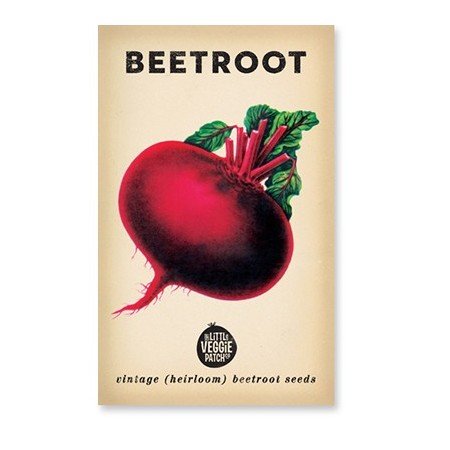 Heirloom seeds - beetroot 'detroit'