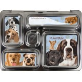 PlanetBox Rover Kit DOGGIES (Box, Containers, Magnets, Carry Bag)
