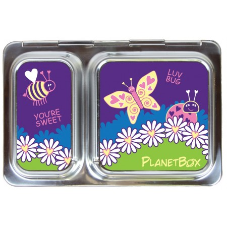Planetbox Shuttle Kit BUTTERFLIES & BUG (Box, Dipper, Magnets)