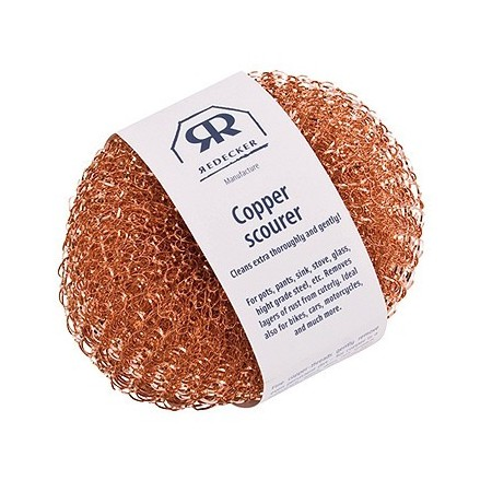 Redecker copper cleaner scourer (pack of 2)