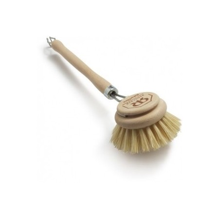 Redecker dishwashing brush plant fibre bristle