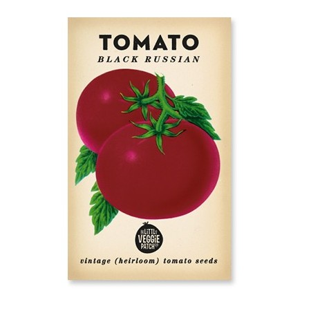Heirloom seeds - tomato black russian