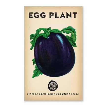 Heirloom seeds - eggplant florida market