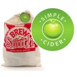 BrewSmith recipe refill - simple cider