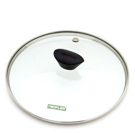 Neoflam Glass Lid - 24cm round