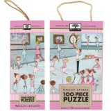 Green Start 100 piece puzzle - ballet studio
