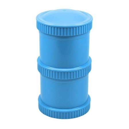Re-Play Recycled Snack Stack Pods - Blue