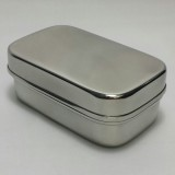 Tiny Tin stainless steel container 150ml