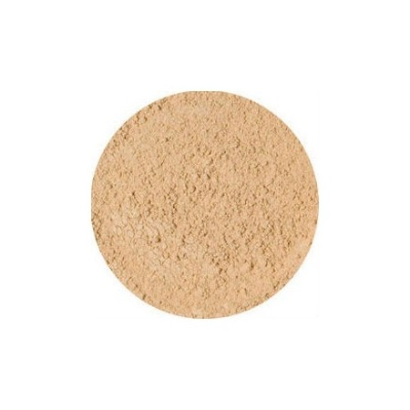 Eco minerals foundation powder 5g jar - flawless light beige
