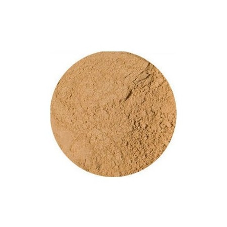 Eco minerals foundation powder 5g jar - flawless sand