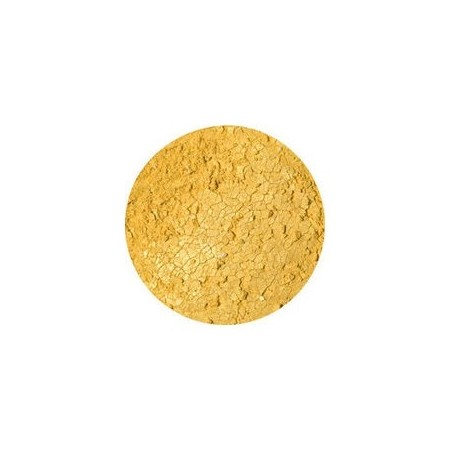 Eco minerals eyeshadow 1.5g jar - safari gold