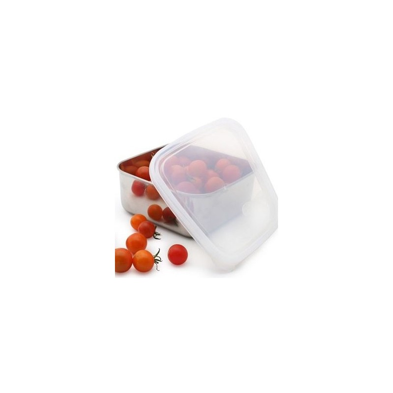 U Konserve To-Go Square Container 15oz/444ml Small - Clear