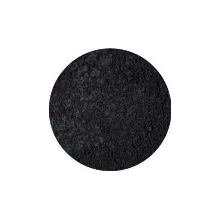 Eco minerals eyeshadow 1.5g jar - black magic