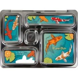 PlanetBox Rover Kit KOI POND (Box, Containers, Magnets, Carry Bag)