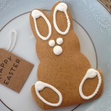 Easter gift biome gluten free vegan gingerbread easter bunny biscuit 30g negle Gallery