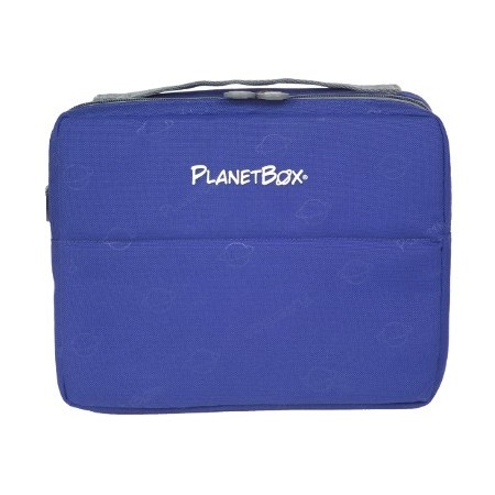 Planetbox Launch carry bag - blue