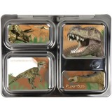 Planetbox Launch Kit VELOCIRAPTOR (Box, Dipper, Magnets, Carry Bag)