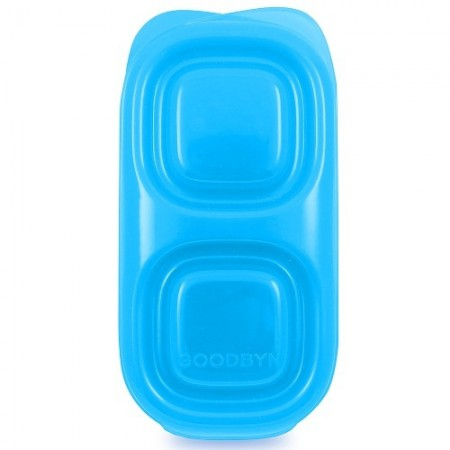 Goodbyn snacks container 236ml - blue