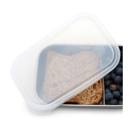 U Konserve Replacement Lid (1) - Rectangle Clear