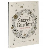 Secret Garden: A4 artist's edition colouring book