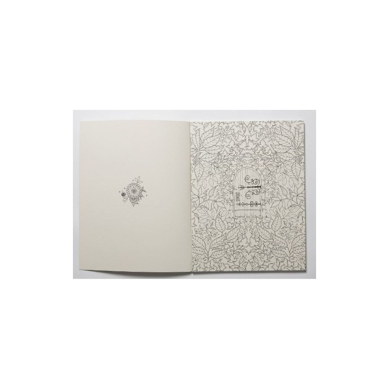 Secret Garden A4 Artists Edition Colouring Book Cancel Display All Pictures