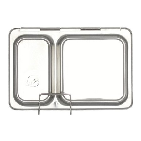 Planetbox Shuttle stainless steel lunchbox only