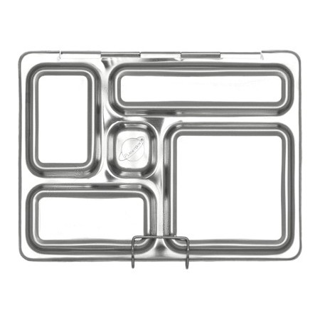 Planetbox ROVER Stainless Steel Lunch box + Two Dippers