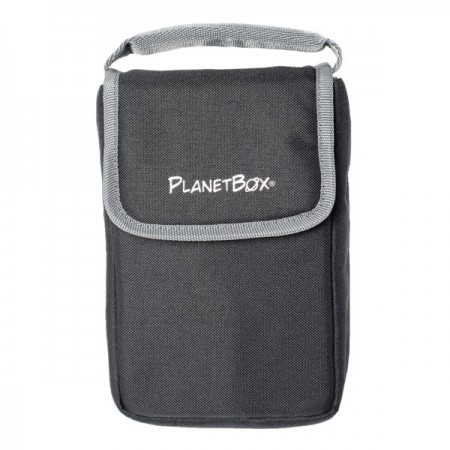 PlanetBox Shuttle carry bag - black (old style)