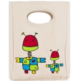 Fluf Lunch Bag Robot