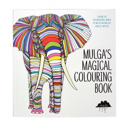 Book - Mulga's Magical Colouring