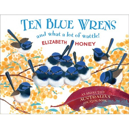 Book - Ten Blue Wrens: And a whole lot