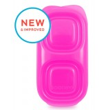 Goodbyn snacks container 236ml - pink