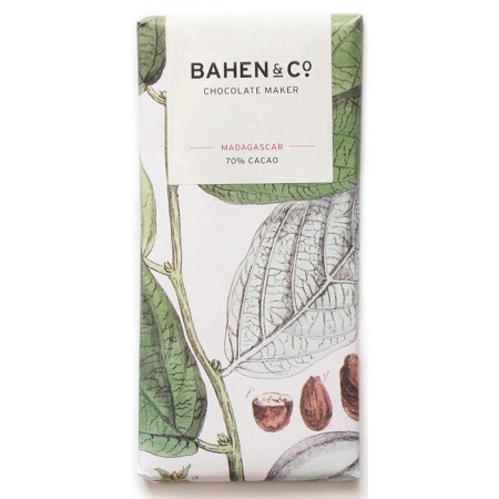 Bahen & Co. Madagascar 70% dark chocolate