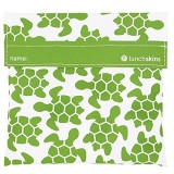 Lunchskins Sandwich Bag - Green Turtle