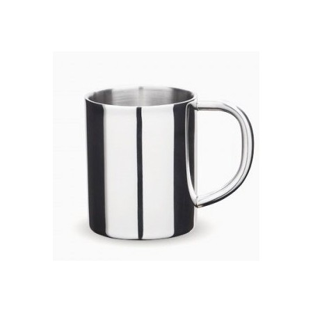 Onyx insulated stainless steel mug 235ml
