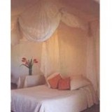 Mosquito net - queen (box canopy)