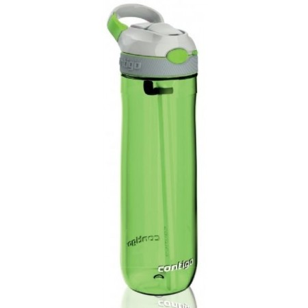 Contigo Autospout Ashland Plastic Water Bottle 709ml Citron