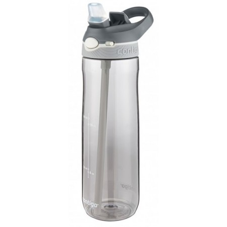 Contigo Autospout Ashland Plastic Water Bottle 709ml Smoke