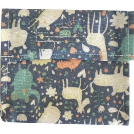 4MyEarth snack pocket single (1) - Animals