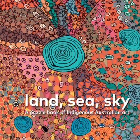 Land Sea Sky Puzzle Book