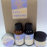 Beauty & the Bees baby pamper pack