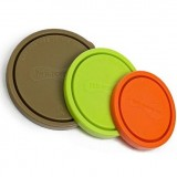 Kids Konserve nesting trio replacement lids (3) - moss
