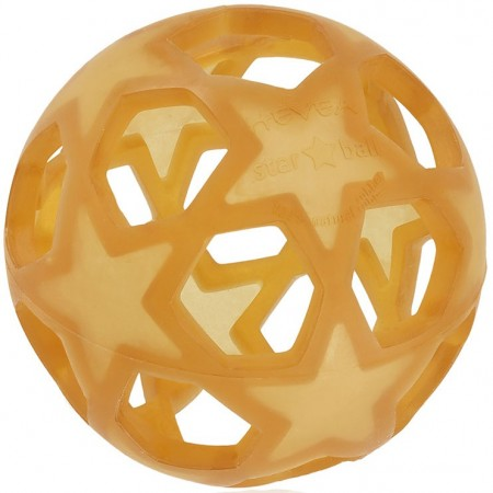 Hevea Natural Rubber Star Ball LAST ONE!