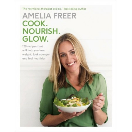 Cook. Nourish. Glow LAST CHANCE!