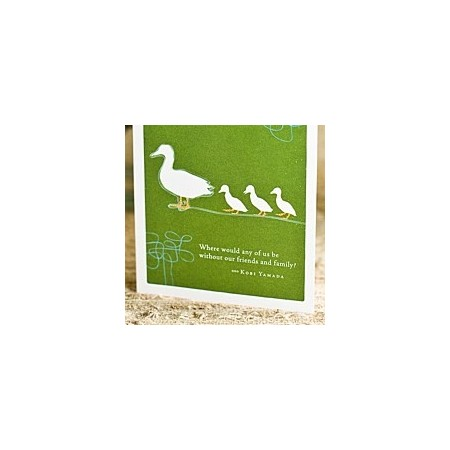 PG greeting cards - where would any of us be without...