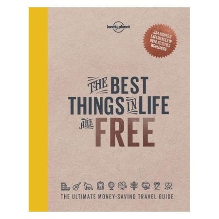 Lonely Planet: The Best Things in Life are Free