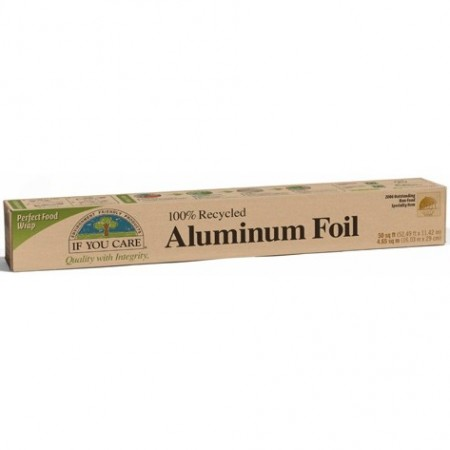 If You Care recycled aluminium foil - standard 10m