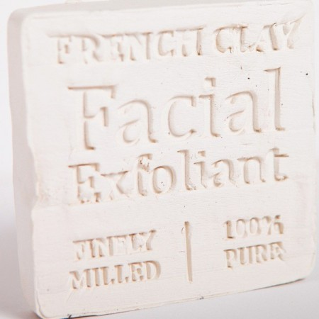 Corrynne's - French Limoges clay face block