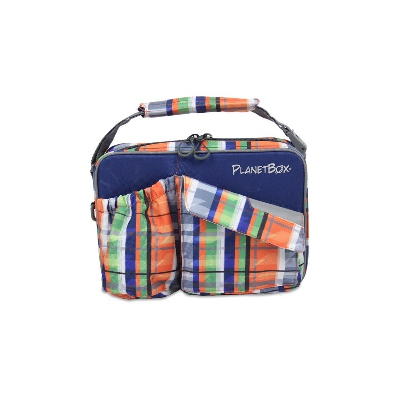 Planetbox Rover Carry Bag - Plaid